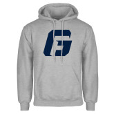 Grey Fleece Hoodie-G