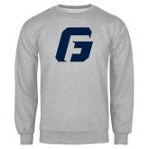 Grey Fleece Crew-G