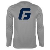 Performance Steel Longsleeve Shirt-G