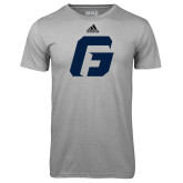 Adidas Climalite Sport Grey Ultimate Performance Tee-G