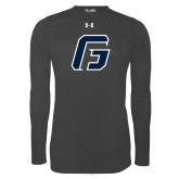 Under Armour Carbon Heather Long Sleeve Tech Tee-G
