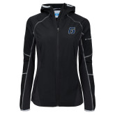 Columbia Ladies Sweet As Softshell Black Jacket-G
