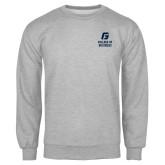 Grey Fleece Crew-College of Business