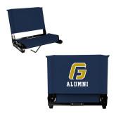 Stadium Chair Navy-Alumni