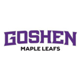 Large Decal-Goshen Maple Leafs, 12 inches wide