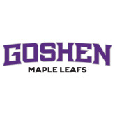 Extra Large Decal-Goshen Maple Leafs, 18 inches wide