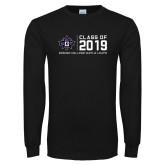 Black Long Sleeve T Shirt-Custom Class of Design