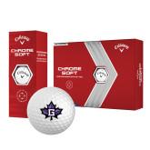 Callaway Chrome Soft Golf Balls 12/pkg-Goshen Leaf