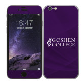 iPhone 6 Skin-Goshen College Stacked