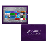 Surface Pro 3 Skin-Goshen College Stacked