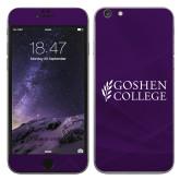 iPhone 6 Plus Skin-Goshen College Stacked