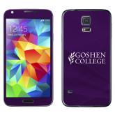 Galaxy S5 Skin-Goshen College Stacked