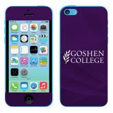 iPhone 5c Skin-Goshen College Stacked