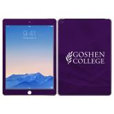 iPad Air 2 Skin-Goshen College Stacked