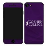 iPhone 7/8 Skin-Goshen College Stacked