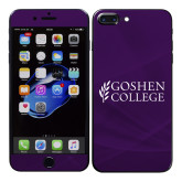 iPhone 7/8 Plus Skin-Goshen College Stacked