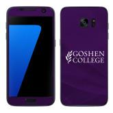Samsung Galaxy S7 Skin-Goshen College Stacked