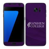 Samsung Galaxy S7 Edge Skin-Goshen College Stacked
