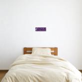 6 in x 1 ft Fan WallSkinz-Goshen College Stacked