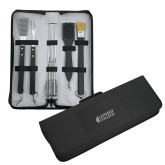 Grill Master Traditional BBQ Set-Goshen College Stacked