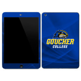 iPad Mini 3/4 Skin-Goucher College Stacked