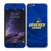 iPhone 6 Skin-Goucher Gophers Stacked