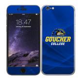 iPhone 6 Skin-Goucher College Stacked