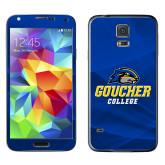 Galaxy S5 Skin-Goucher College Stacked