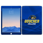 iPad Air 2 Skin-Goucher College Stacked
