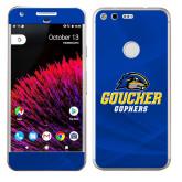 Google Pixel Skin-Goucher Gophers Stacked