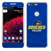 Google Pixel Skin-Goucher College Stacked