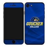 iPhone 7/8 Skin-Goucher College Stacked