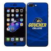 iPhone 7/8 Plus Skin-Goucher College Stacked