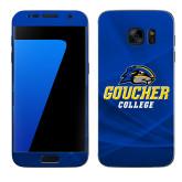 Samsung Galaxy S7 Skin-Goucher College Stacked