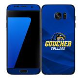 Samsung Galaxy S7 Edge Skin-Goucher College Stacked