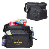 All Sport Black Cooler-Goucher Gophers Stacked