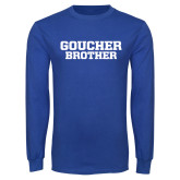 Royal Long Sleeve T Shirt-Brother
