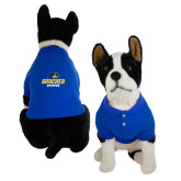 Classic Royal Dog Polo-Goucher Gophers Stacked