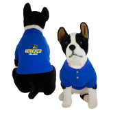 Classic Royal Dog Polo-Goucher College Stacked