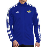 Adidas Royal Tiro 19 Training Jacket-Goucher College Stacked