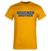 Gold T Shirt-Brother
