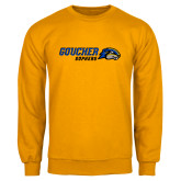 Gold Fleece Crew-Goucher Gophers Horizontal