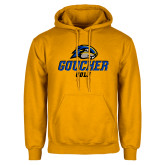 Gold Fleece Hoodie-Golf