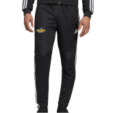 Adidas Black Tiro 19 Training Pant-Goucher College Stacked