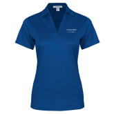 Ladies Royal Performance Fine Jacquard Polo-College Mark
