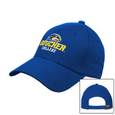 Royal Heavyweight Twill Pro Style Hat-Goucher College Stacked
