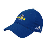 Adidas Royal Slouch Unstructured Low Profile Hat-Goucher Gophers Stacked