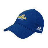 Adidas Royal Slouch Unstructured Low Profile Hat-Goucher College Stacked