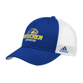 Adidas Royal Structured Adjustable Hat-Goucher Gophers Stacked