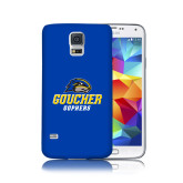 Galaxy S5 Phone Case-Goucher Gophers Stacked